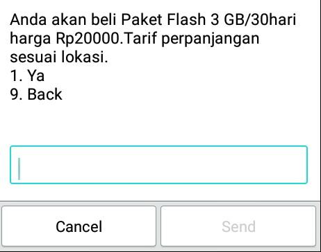 Paket Flash